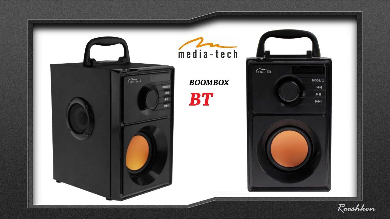 Boxa stereo bluetooth