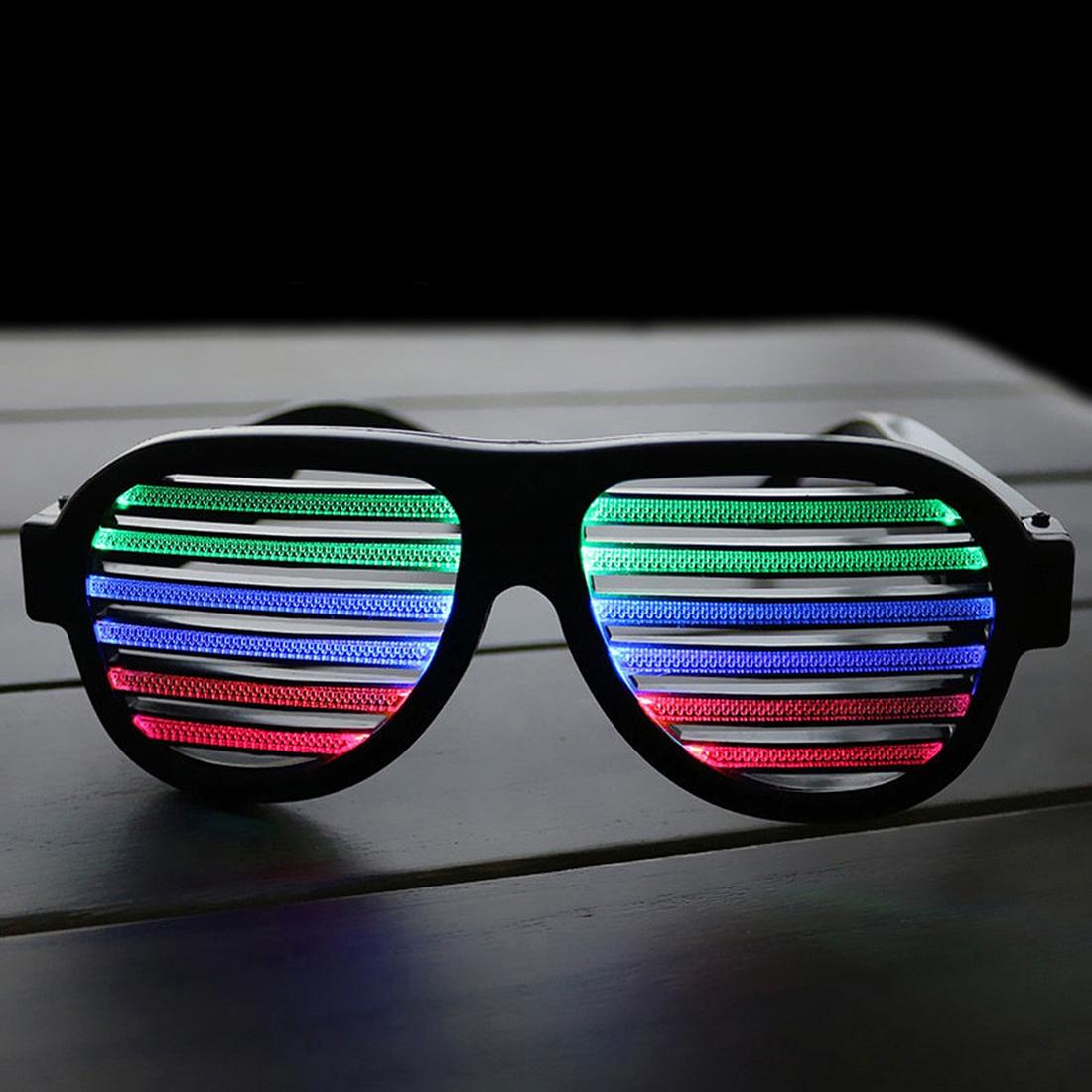 Ochelari Disco USB