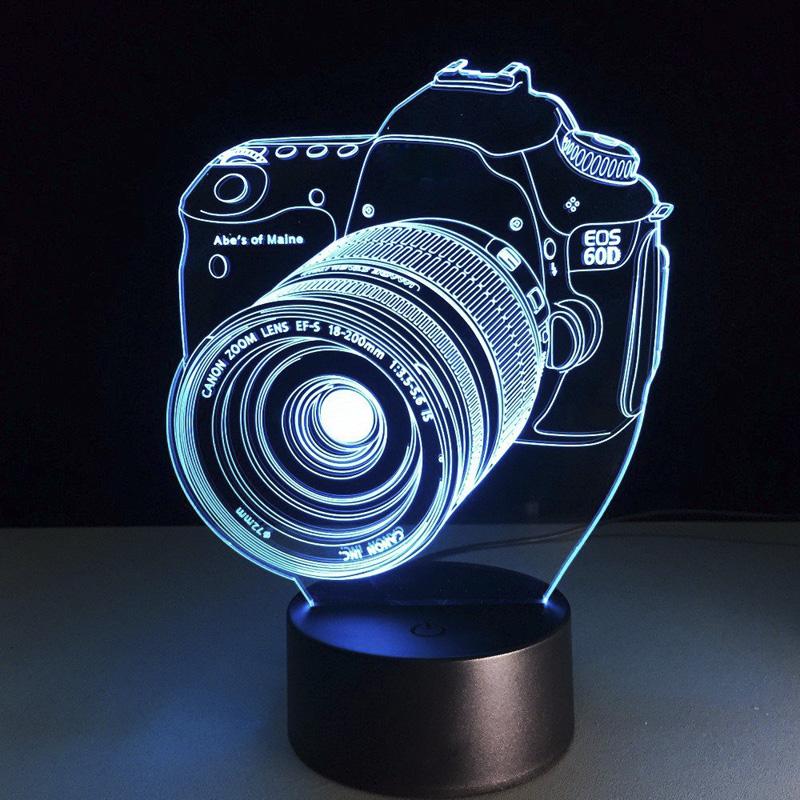 Lampa LED aparat foto