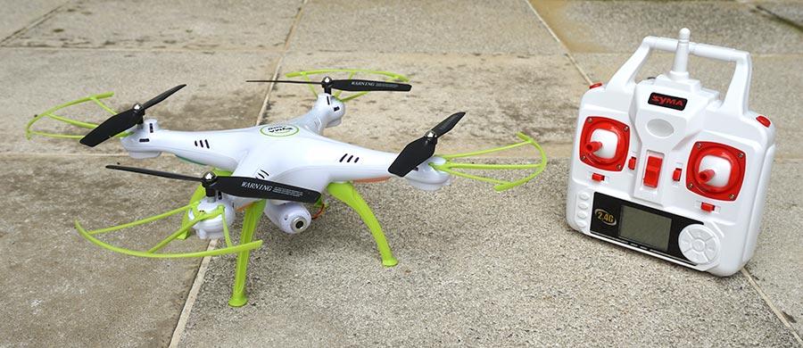 Drona Syma X5HW