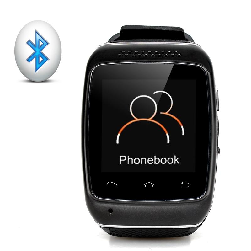 Smartwatch cu Bluetooth si display capacitive