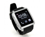 Ceas Smartwatch Color cu Bluetooth si Touchscreen
