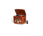 Radio retro LW/FM cu CD/MP3 si USB port