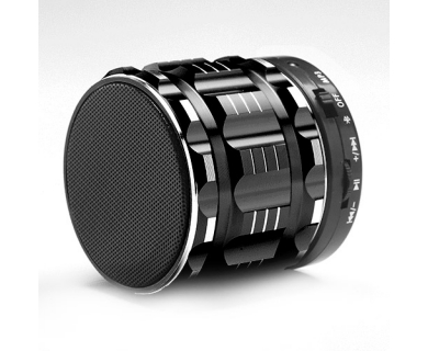 Mini Boxa portabila bluetooth Death Star