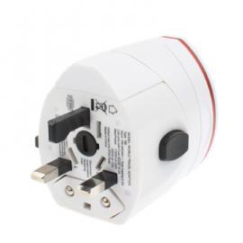 Adaptor de priza universal pentru calatorii, 2 USB-uri