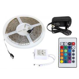 Banda cu LED-uri RGB pentru lumina ambientala waterproof