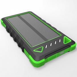 Baterie externa solara 8000 mAh
