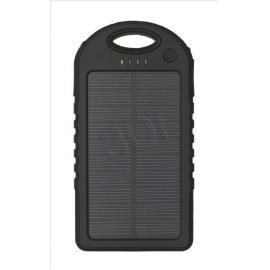 Baterie externa solara shockproof 5000 mAh
