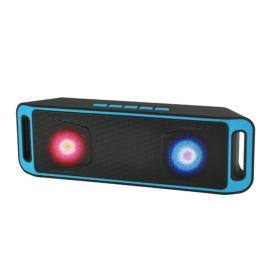 Boxa Bluetooth 4.2, FM, MicroSD si slot USB