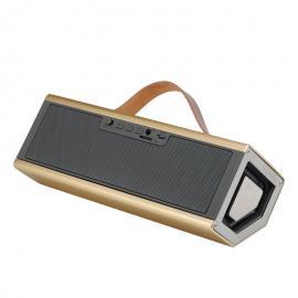 Boxa Bluetooth sunet 3D Quality, aurie