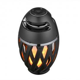 Boxa portabila Bluetooth cu LED Bonfire