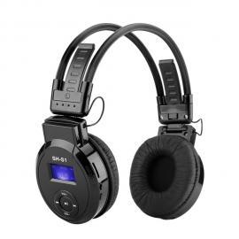 Casti HiFi Sound cu cititor microSD