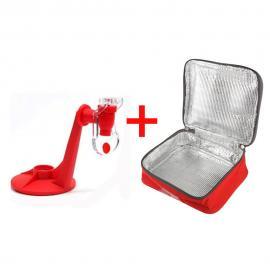 Dozator pentru sticle si mini geanta termoizolanta