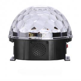 Glob disco audio bluetooth cu telecomanda