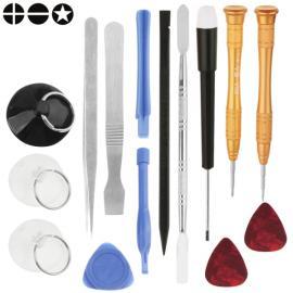 Kit 15 piese pentru reparatii