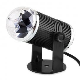 Lampa LED RGB pentru petreceri