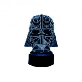 Lampa LED cap Darth Vader