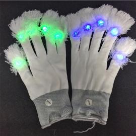 Manusi de iarna cu LED