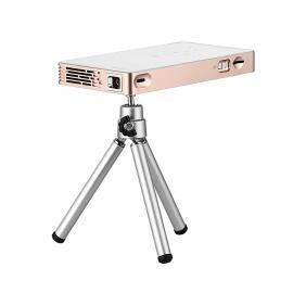 Super MINI Proiector HD portabil 100 LUMEN, USB, HDMI, Linux, 4500 mAH