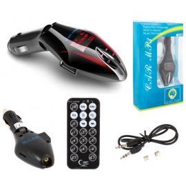 Transmitator FM MP3 Bluetooth